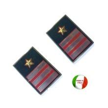 Gradi in Metallo Maresciallo Luogotenente Carabinieri Art.CC-ML