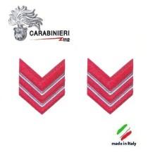 Gradi in Metallo Appuntato Scelto Carabinieri Art.CC-M-3