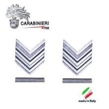 Gradi in Metallo Brigadiere Capo Carabinieri Art.CC-M-4
