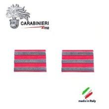 Gradi in Metallo Maresciallo Aiutante Carabinieri Art.CC-M-2