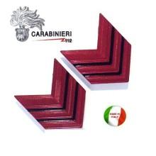 Gradi in Metallo Appuntato Carabinieri Art.CC-AA