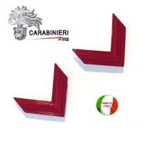 Gradi in Metallo Carabinieri Scelto  Art.CC-A