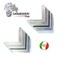 Gradi in Metallo Vice Brigadiere Carabinieri Art.CC-VB
