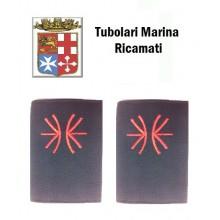 Gradi Tubolari Ricamati Marina Militare Italiana Radarista  Art.MM-7