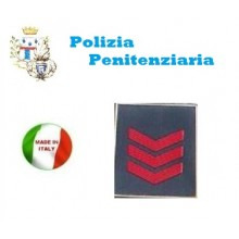 Gradi Tuta Ordine Pubblico Polizia Penitenziaria Assistente Capo Art.PP-OP3