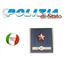 Gradi Tuta Ordine Pubblico Polizia di StatoSostituto Commissario Art.PS-OP10