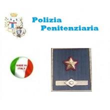 Gradi Tuta Ordine Pubblico Polizia Penitenziaria  Ispettore Superiore Sostituto Commissario  Art.PP-OP12
