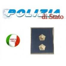 Gradi Tuta Ordine Pubblico Polizia di Stato Ispettore Art.PS-OP8