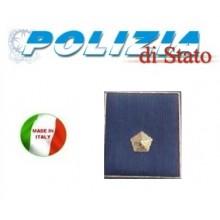 Gradi Tuta Ordine Pubblico Polizia di Stato Vice Ispettore Art.PS-OP7