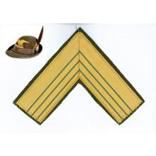 Grado Gallone cappello Alpino Colonello Art.NSD-AG