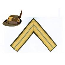 Grado Gallone cappello Alpino Tenente Art.NSD-AST