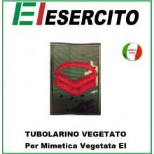 Gradi Tubolarini Vegetati Esercito Italiano 1° Caporal Maggiore Art.TUB-1CM