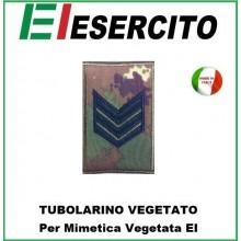 Gradi Tubolarini Vegetati Esercito Italiano Caporam Maggiore VFP1Art.TUB-CMVFP1