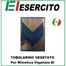 Gradi Tubolarini Vegetati Esercito Italiano Caporale  VFP1 Art.TUB-CVFP1