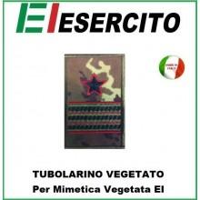 Gradi Tubolarini Vegetati Esercito Italiano Logotenente Art.TUB-LOG