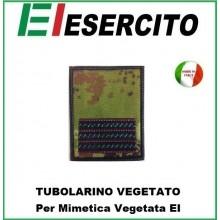 Gradi Tubolarini Vegetati Esercito Italiano Maresciallo Aiutante Art.TUB-MA