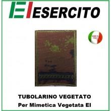 Gradi Tubolarini Vegetati Esercito Italiano Maresciallo Art.TUB-M