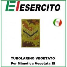 Gradi Tubolarini Vegetati Esercito Italiano Sergente Art.TUB-S