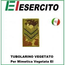 Gradi Tubolarini Vegetati Esercito Italiano Sergente Maggiore Art.TUB-SM-