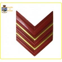 Gradi Metallo Guardia di Finanza GDF Appuntato Scelto Art.GDF-G3