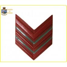 Gradi Metallo Guardia di Finanza GDF Appuntato Art.GDF-G2