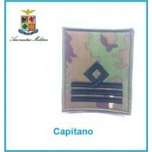 Gradi Velcro Aeronautica Militare Capitano Art.G-A3