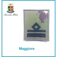 Gradi Velcro Aeronautica Militare Maggiore Art.G-A5