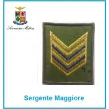 Gradi Velcro Aeronautica Militare Sergente Maggiore   Art.G-A14