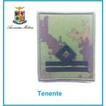 Gradi Velcro Aeronautica Militare Tenente  Art.G-A16
