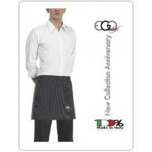 Grembiule Falda Banconiere Con Tascone SIR cm 40x70 Ego Chef Art.6100054A