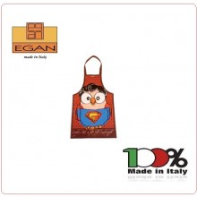 Grembiule Cucina Cuoco Chef Idea Regalo GOOFI SUPERGOOF EGAN Art.TML63/05SM
