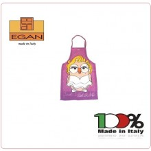 Grembiule Cucina Cuoco Chef Idea Regalo GOOFI MARYLIN EGAN Art.TML63/05MM