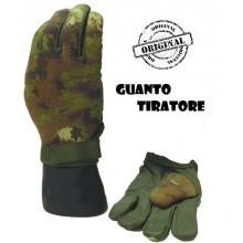 Guanto Vegetato In Neoprene Per Tiratori - Sniper - Esercito Art.EU430
