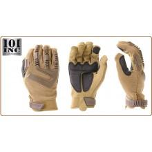 Guanti Militari Tactical Glove Operator Polizia Esercito Vigilanza Carabinieri Tan Sabbia Coyote INC 101 Art.221235T