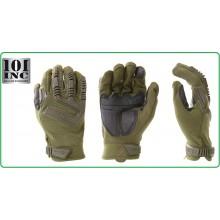 Guanti Militari Tactical Glove Operator Polizia Esercito Vigilanza Carabinieri VERDI OD INC 101 Art.221235V