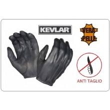 Guanti Tattici Tactical Gloves Antitaglio Kevlar Militari polizia Carabinieri Vigilanza HUGACARE Art.GL 713515