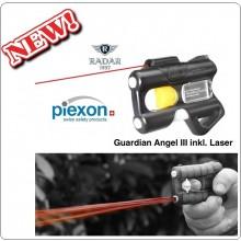 Piexon Spray Anti Aggressione  Antiaggressione Guardian Angel III Libera Vendita Distribuita da Radar 1957 Peperoncino Novità Laser Art.8200-0099