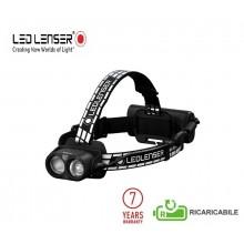 Torcia Tattica Professionale Frontale 3500  lumen H19R Core Led Lenser® Soccorso Corsa Speleologia Art. 502198