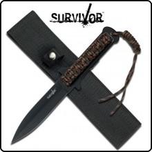 Coltello Sopravvivenza Militare Outdoor Survivor Art.HK--764D