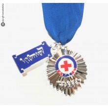 Medaglia Introvabile Croce rossa Italiana MONGOLIA Art. CRI-MON