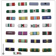 Abbigliamento professionale divise adesivi stemmi for Componi il tuo medagliere esercito