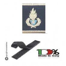 Gradi Tuta Ordine Pubblico Polizia Penitenziaria con Velcro Agente con Logo  Art.GRADO-PP-AG