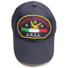 Berretto Baseball Guardie Giurate GPG IPS Guardia Nazionale A.E.Z.A.ULTIMI PEZZI Art.NSD-AEZA