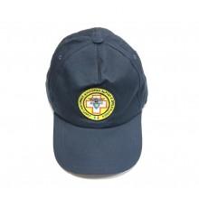 Cappello Cap Berretto Baseball Ricamato Corpo Nazionale Soccorso Alpino e Speleologico Art.NSD-CNSA