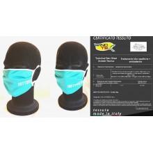 Mascherina Protettiva Modello Adulto Dottore Infermiera  Lavabile 20 Volte COVID-19 Art. PM-D-I