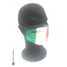 Mascherina Protettiva Modello Unisex Specifica Bandiera Italia Italiana Lavabile 200 Volte Art. NSD-C2
