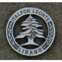 Spilla Missione ITALFOR LENOTE Libano Art.MIS-6