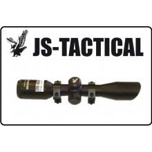 Ottica Professionale JS-TACTICAL 4x32 Art.JS-4X32COMPACT