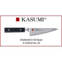 Coltello Giapponese Damasco 32 Strati KASUMI Cuoco - Chef con lama da 24 Cm Art.88024