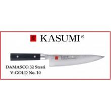 Coltello Giapponese Damasco 32  KASUMI Chef con lama da 20 Cm Art.88020